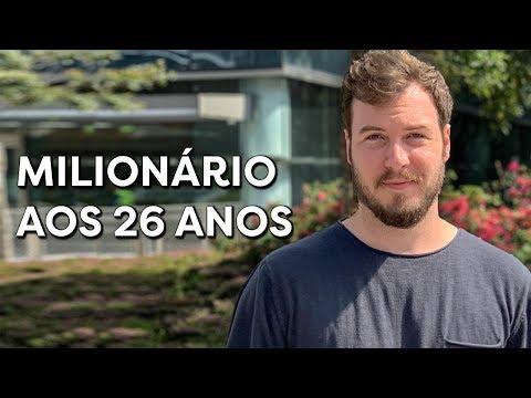 A PROFISSÃO QUE ME DEIXOU MILION�RIO AOS 26 ANOS! | Assessor de Investimentos