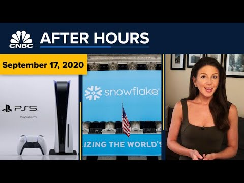 Snowflake's IPO Reignited A Silicon Valley Debate About How To Go Public: CNBC After