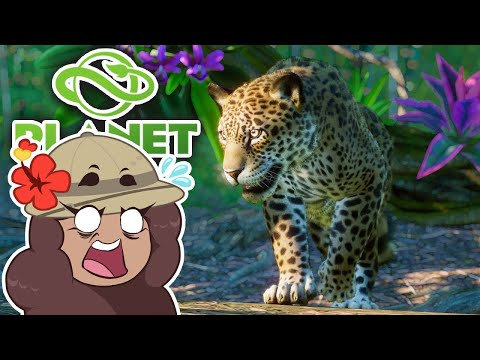 🦙 My ARCH NEMESIS Arrives to Planet Zoo?! 🌿 Planet Zoo: South American DLC |