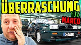PROBEFAHRTEN! - Volkswagen Classic Depot - Marco fährt 40 Jahre Golf GTI Entwicklung! - Teil 2/2