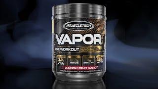 Vapor 1: MuscleTech's Strongest Pre-Workout Formula
