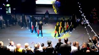 DANSOK ★ APASHE ft КОМАНДА МИГЕЛЯ   DANSOK MUSIC AWARDS