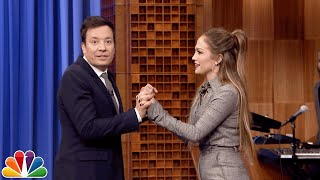 Dance Battle with Jennifer Lopez thumbnail