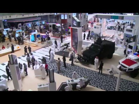 International Exhibition for National Security & Resilience (ISNR), ADNEC Abu Dhabi