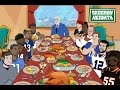 Gridiron Heights, Episode 11: Stars Give Thanks at Jerry Jones' Thanksgiving Table