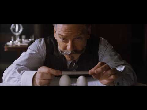 Murder on the Orient Express - Opening Scene | Perfect Eggs