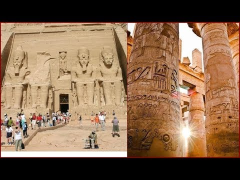 Ancient Egyptian Temples YouTube