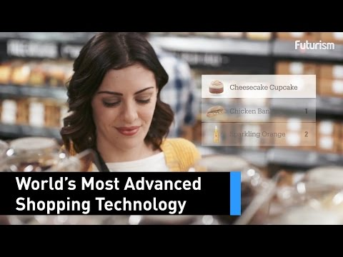 Amazon Go: World's Advanced Shopping Experience