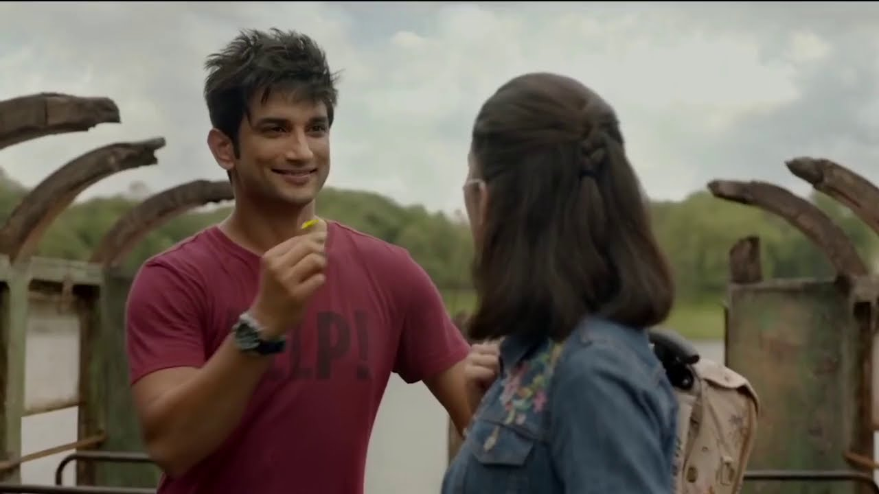 Dil Bechara - All Dialogues and Funny Scenes   Sushant Singh Rajput, Sanjana Sanghi