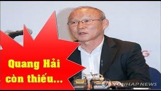 Truyền thông Hàn Quốc hỏi HLV Park Hang Seo về Quang Hải và câu trả lời bất ngờ - News Tube