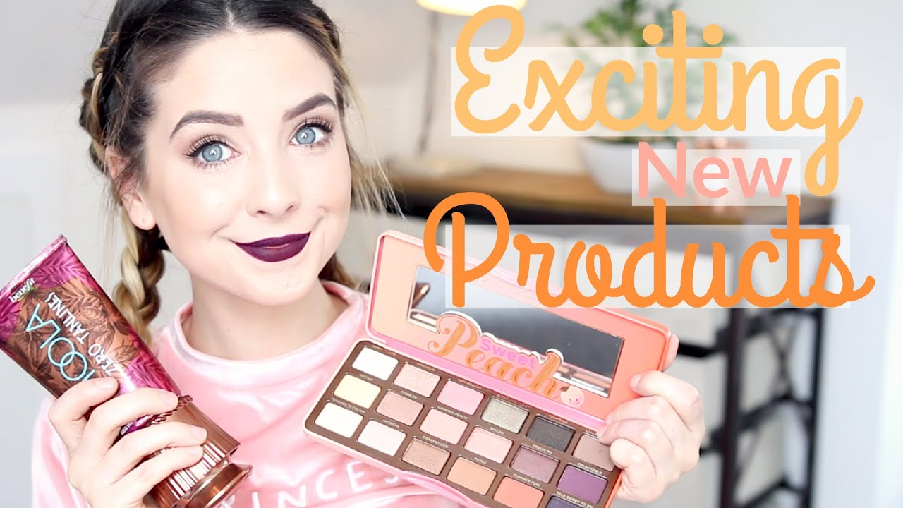 NEW IN BEAUTY : Blogger Mail 1 | Zoella   YouTube