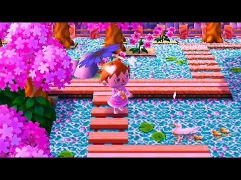 Petal Pond | Animal Crossing: New Leaf (Dream Diary)