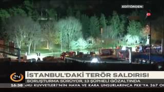 Beşiktaş saldırısı nasıl kurgulandı?