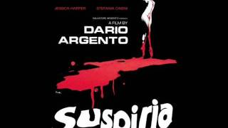 Suspiria alternate take - Goblin - 1977