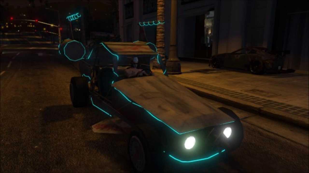 Gta v online voiture alien alien car space docker for Voiture garage gta 5 mode histoire