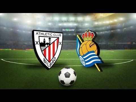 PES 2016 PC Gameplay-Athletic Bilbao vs Real Sociedad ...