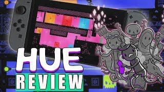 Hue Nintendo Switch Review (Video Game Video Review)