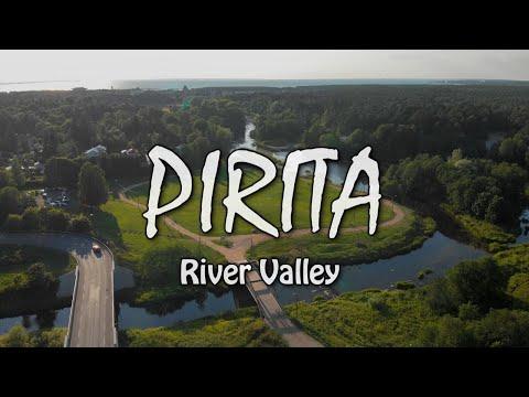PIRITA River Valley | Spring ► Summer Transformation | Tallinn | Drone Video [4K]