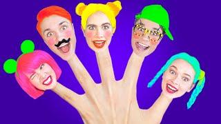 Finger Family Song | 동요와 아이 노래 | 어린이 교육