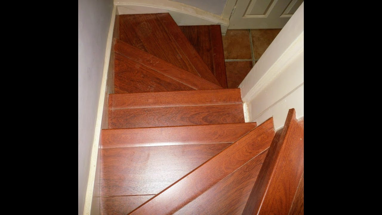 Copy Of Installing Laminate Flooring On Stairs Stair Treads Profile