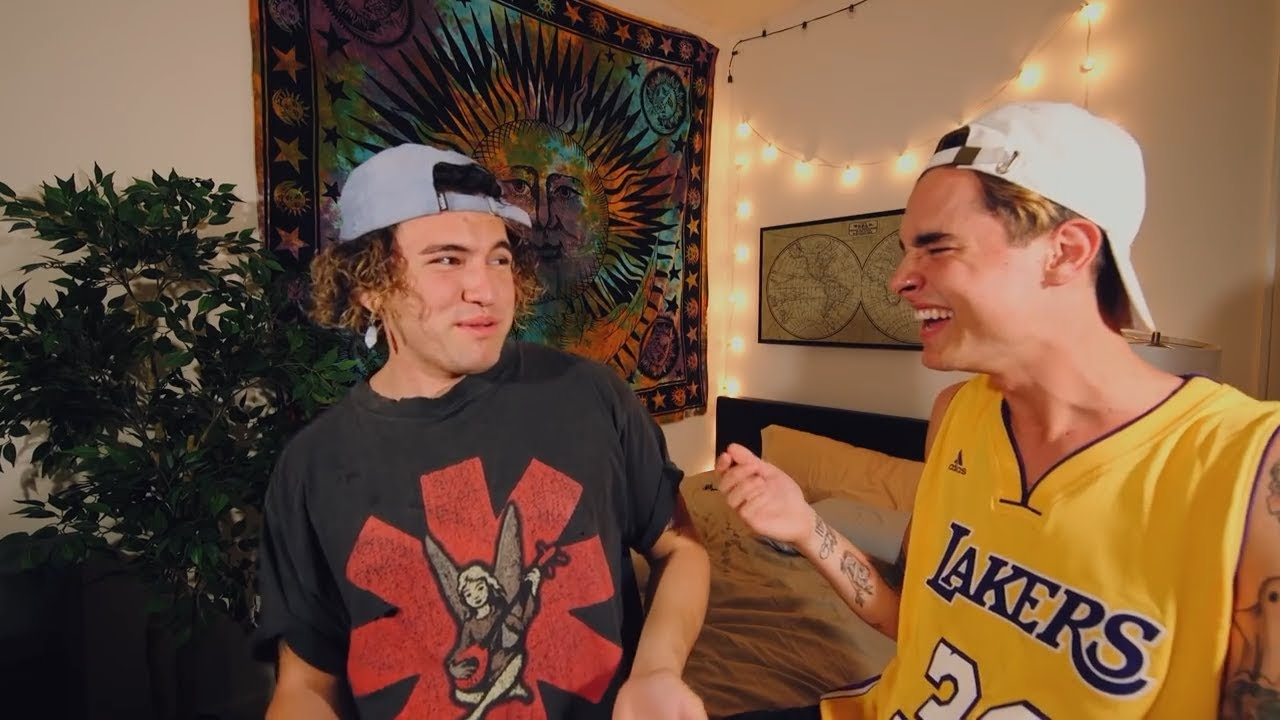 Kian Lawley laughing for 40 seconds (ft. Jc Caylen)