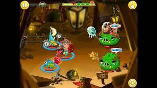 Trollish battle AngryBirds Epic