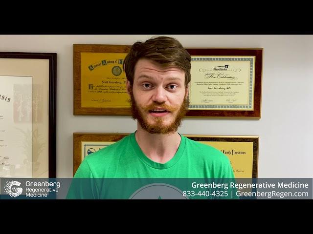 Greenberg Testimonial  Trevor J