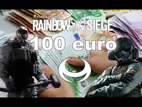 SPENDO 100 EURO SU R6S - VERSO I 4000