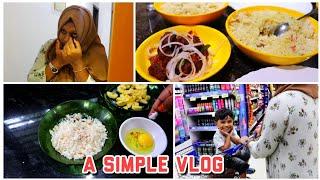 A simple vlog||purchasing||Healthy snack recipe|Dinner from Rahmath hotel||Beef Biriyani||kozhikode