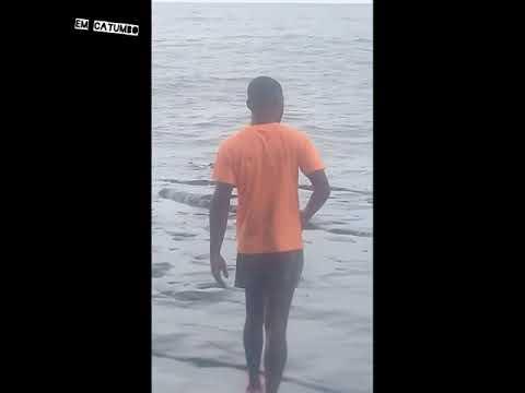 Grande Pesca em angola