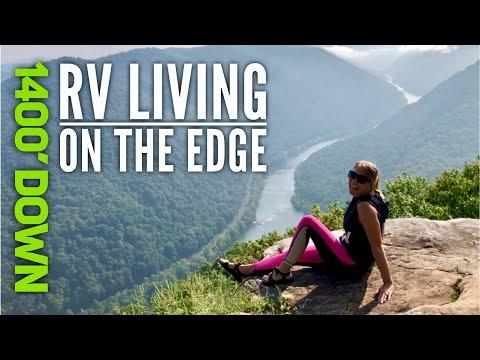 New River Gorge, West Virginia // Full Time RV Family // Family Travel Vlog