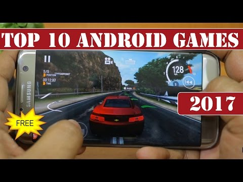 Top 10 High Graphics Android Games for...