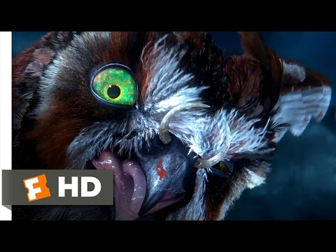 Legend of the Guardians (2010) - Taken From Home Scene (1/10) | Movieclips