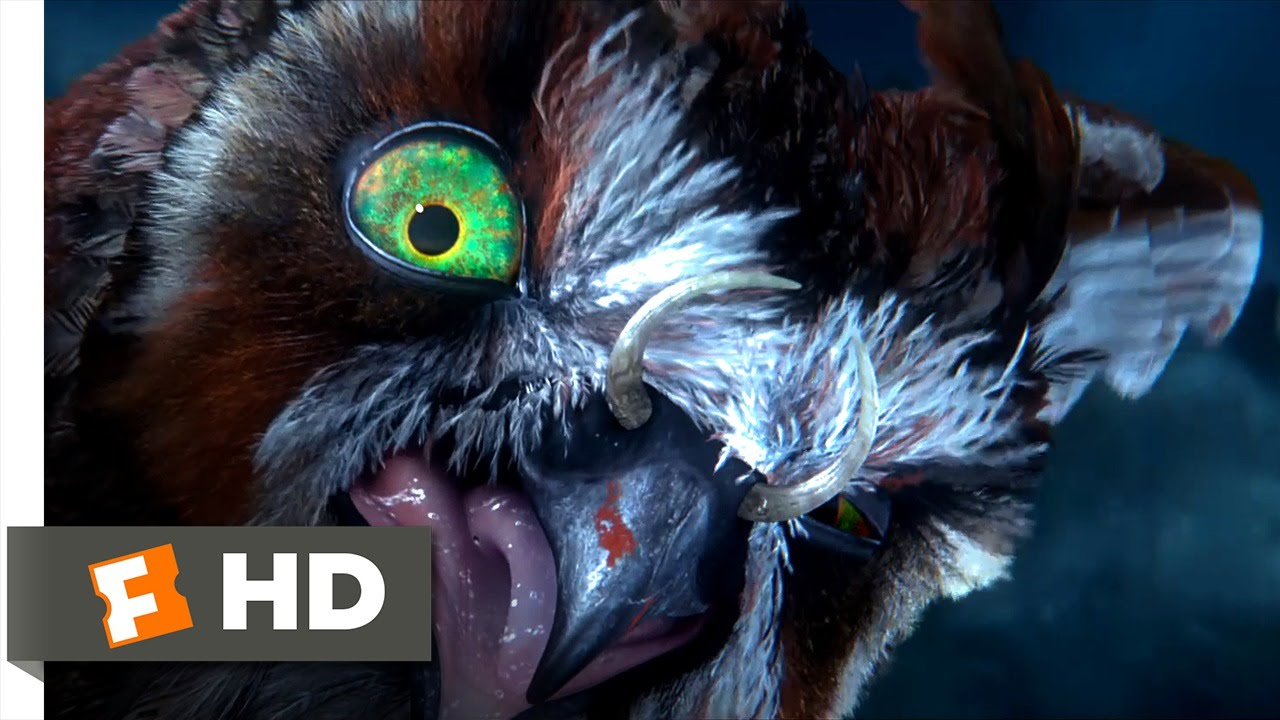 Legend of the Guardians (2010) - Taken From Home Scene (1/10) | Movieclips - YouTube