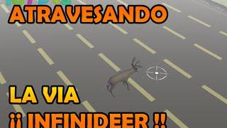 EL CIERVO EN LA AUTOPISTA - Infinideer-YeFsh