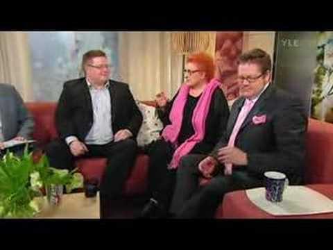 Ritva Santavuoren rasistiset kommentit Jälkiviisaissa