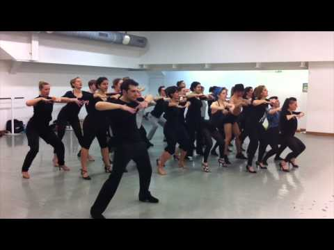 Broadway In Paris 2nd American Musical Theatre Workshop