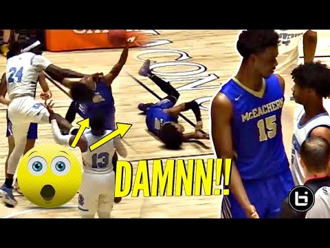 They PISSED OFF Sharife Cooper In The State Finals...Bad Idea!! McEachern FIGHTS FOR CHAMPIONSHIP!!! |