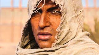 ASSASSIN'S CREED ORIGINS Cinematic Trailer 'Julio Cesar + Cleopatra' (2017)