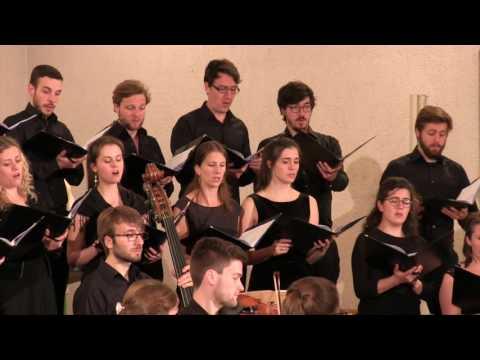 Johannes Brahms: Geistliches Lied op. 30 - live - Stuttgarter Kantaten-Ensemble