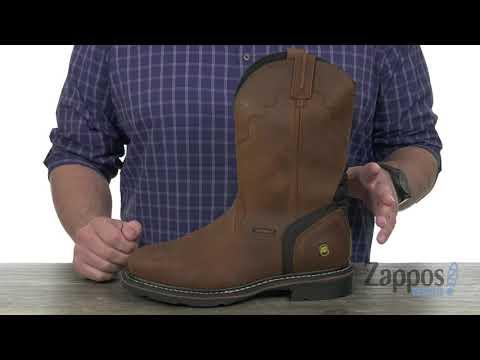 Dan Post Lubbock Waterproof Steel Toe SKU: 9125079