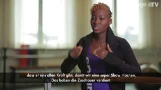 Deesha (Nala) - 12 Jahre DER KÖNIG DER LÖWEN - 12 Hauptdarsteller - 12 Geschichten