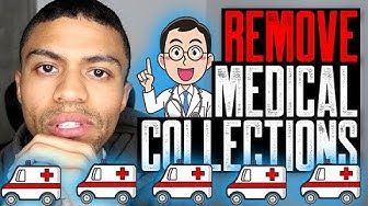 REMOVE MEDICAL COLLECTIONS || HIPAA VIOLATIONS BY COLLECTORS || REMOVE HARD INQUIRIES CREDIT REPAIR