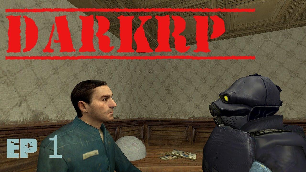 gmod darkrp how to get money as a drug dealer