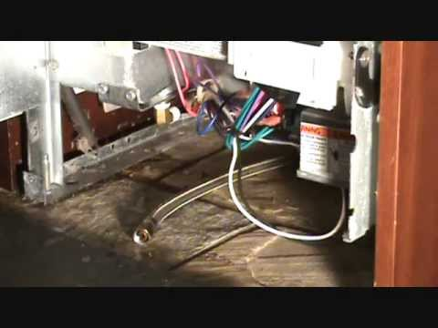 how to hook up a dishwasher water line youtube. Black Bedroom Furniture Sets. Home Design Ideas