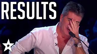 Britain's Got Talent 2015 | SEMI FINALS Episode 11 | RESULTS | Got Talent Global
