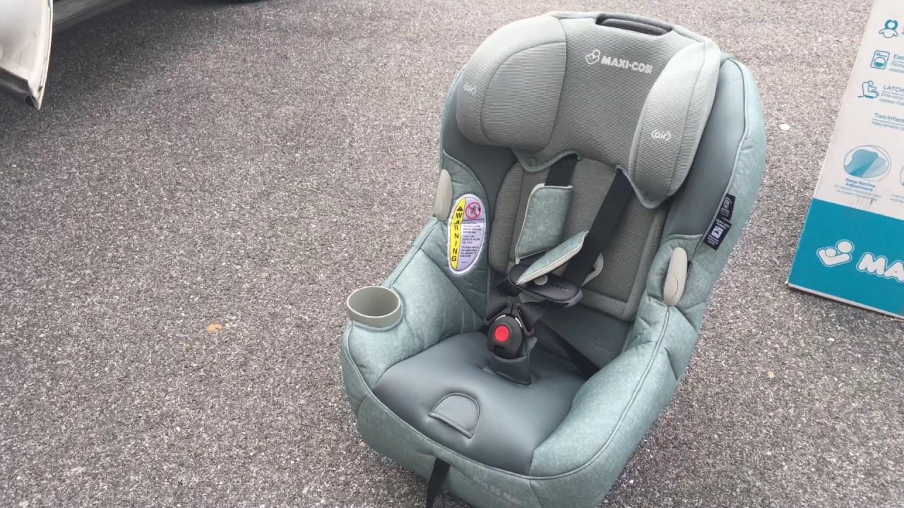 2a8a39efa36 The Maxi-Cosi Pria 85 Max Car Seat Review - YouTube