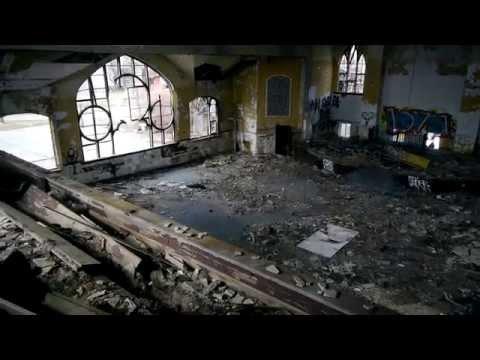 Exploring Abandoned Detroit - Calvary Presbyterian Church