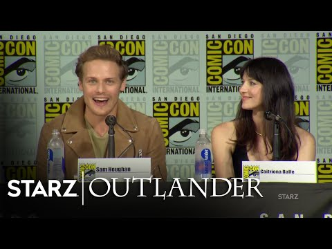 Outlander | San Diego Comic-Con Panel 2017 | STARZ