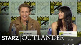 Outlander | San Diego Comic-Con Panel 2017 | STARZ